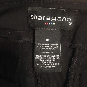 Sharagano Pants & Jumpsuits - Black dress pants